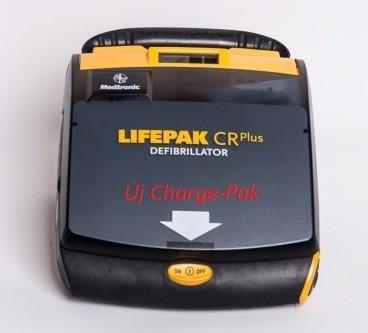 Lifepak AED  CR Plus defibrillátor