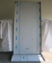 Hordágytartó tálca - Stainless Steel Stretchersupport for Ambulance