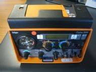 OXYLOG 2000 - Hordozható lélegeztetőgép
