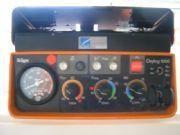 OXYLOG 1000 - Hordozható lélegeztetőgép