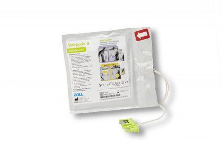 ZOLL AED Plus defibrillátor - felnőtt elektróda
