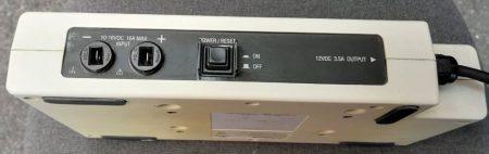 LifePak 12  defibrillátorhoz 12V-os töltő