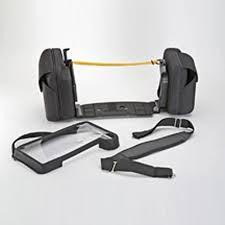 LifePak 12  defibrillátor hordtáska - használt