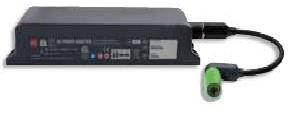 LifePak 15  defibrillátorhoz 12V-os töltő