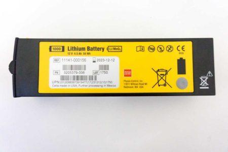 Lifepak AED 1000 - akkumulátor
