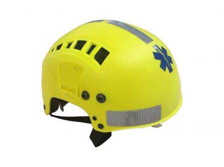 Védősisak - FUTURE-SAFETY SAR Rescue Helmet Manta Yellow