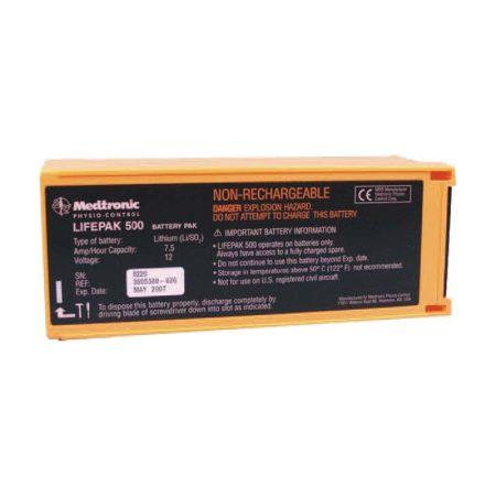 Lifepak AED 500 - akkumulátor