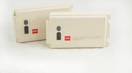 LifePak 12  defibrillátorhoz Li-ION 7,2 Ah akkumulátor, használt