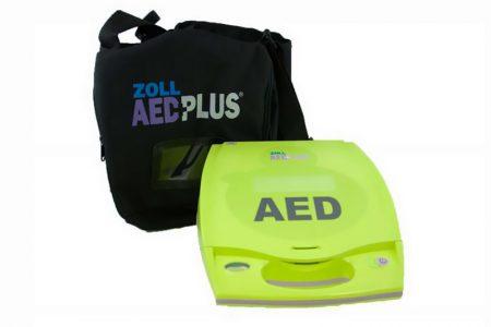 ZOLL AED Plus használt defibrillátor